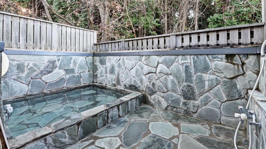 *貸切露天風呂/時間制で、貸切利用が可能です。