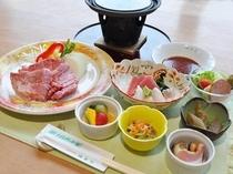 【夕食アップグレードプラン】