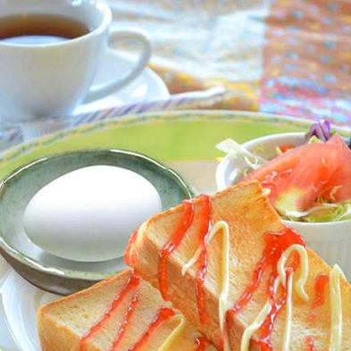 ◆直前割◆朝は無料のお手軽トースト&コーヒー♪★お日にち限定・直前予約だからお得♪