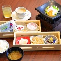 【朝定食】飛騨ごっつお
