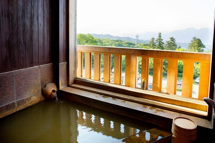 鶴の居 客室付き風呂