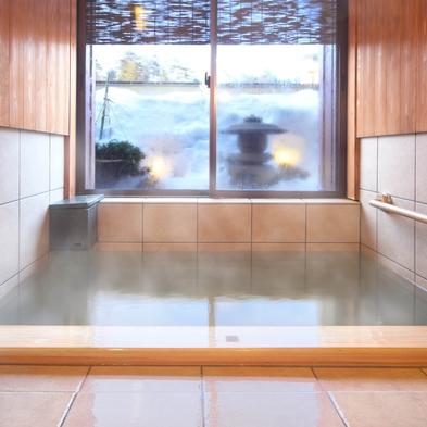 【心にググっと】【平日限定・1泊朝食付】全室専用貸切風呂付!「白旗の湯」と「湯畑の湯」が楽しめる宿