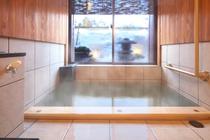 貸切風呂・関の湯「湯畑源泉」