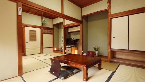 【八重桜・八重椿】和室10.5畳
