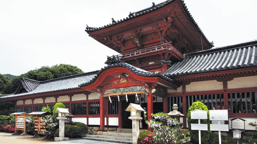 伊佐爾波神社(重要文化財)