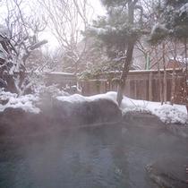 *冬は雪見露天もお楽しみいただけます。