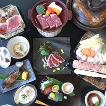 *上州肉三昧グレードアッププラン/上州ブランド肉、魚、尾瀬高原野菜が一度に味わえるコース
