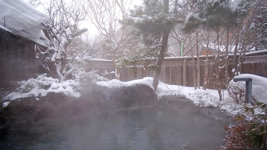 *冬は雪見露天もお楽しみ頂けます