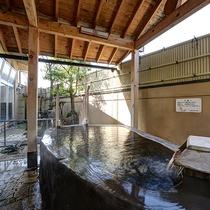 *【温泉】当館、硫酸性温泉は温まりの湯として保養温泉として親しまれております