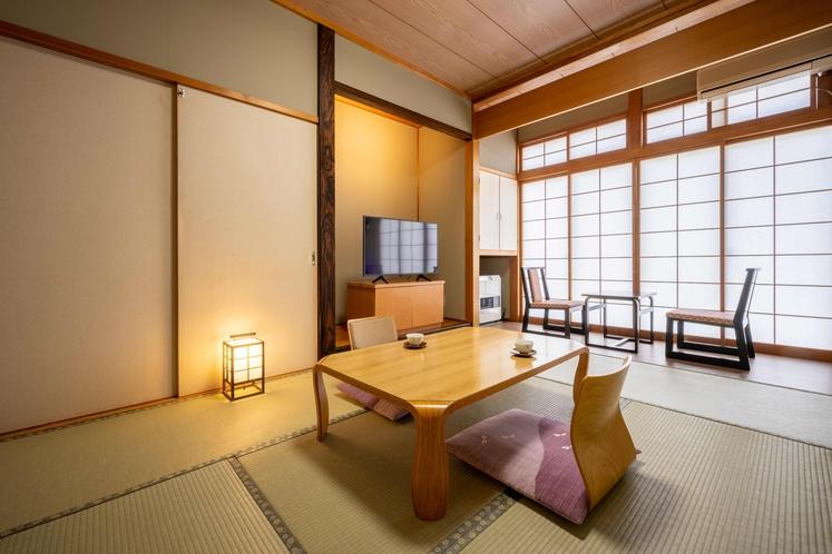 【客室】《和室6畳(禁煙)》