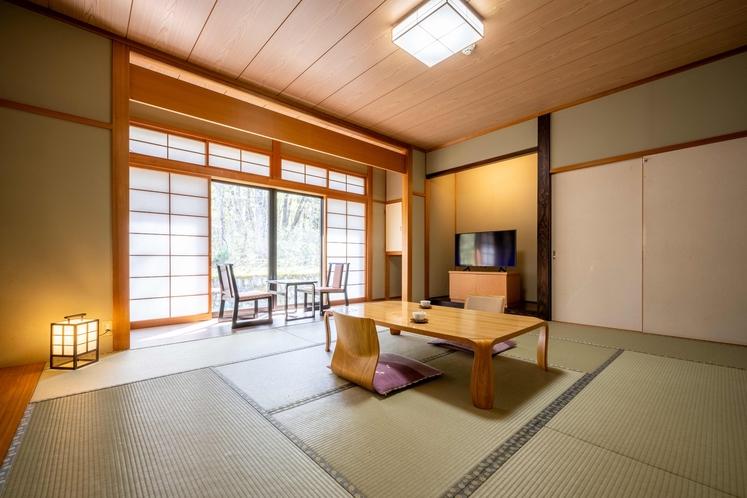 【客室】《和室10畳(禁煙)》