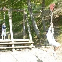*山びこの森♪自然の中で思いっきり遊びましょう!