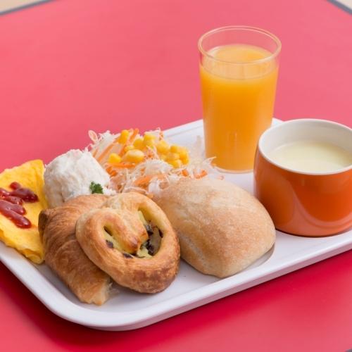 【朝食無料】朝食を食べて朝からすこやかにお過ごしください