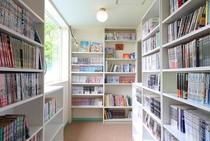 2階のデッキ☆図書スペース
