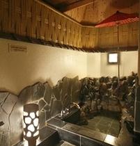 【プレミアタイプ】102号室露天風呂