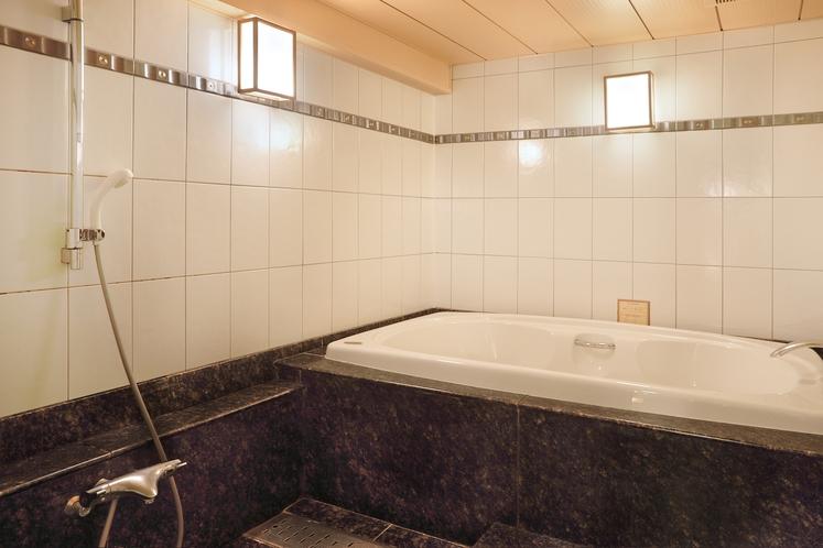 客室 風呂