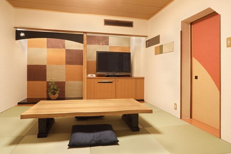 プレミアキングルーム 和室