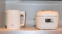 炊飯器 電気ポット
