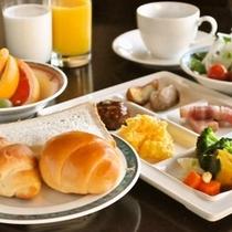 朝食・洋食
