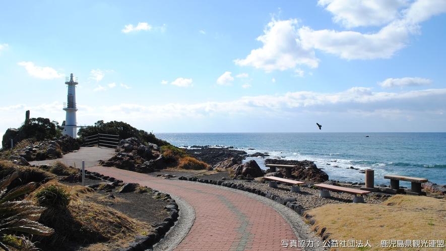【薩摩長崎鼻灯台】日本ロマンチスト協会が県内で初めて「恋する灯台」に認定されました
