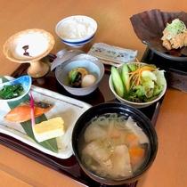 【朝食】和食派の方も、洋食派の方も安心!朝食は和洋チョイスOKです