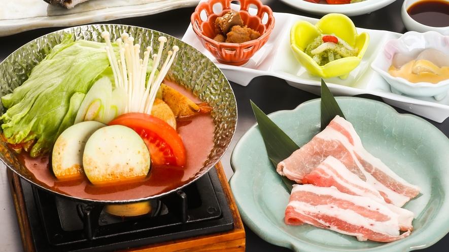 *2021年夏【飛騨高山御膳】ご当地ポーク・納豆喰豚(なっとくとん)などをご賞味ください