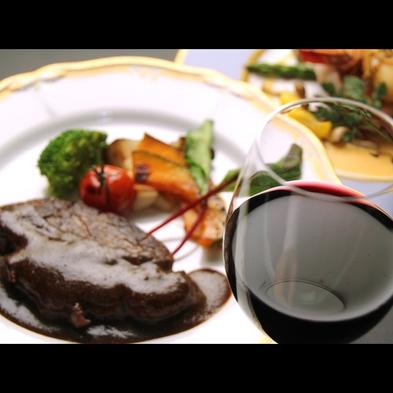 【シャンパン&和牛ステーキ付】★なんでも記念日OK★ホールケーキ付お祝いプラン♪和牛ステーキコース★