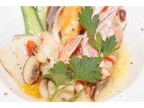 魚 スープ仕立て