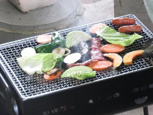 焼肉or海鮮BBQプラン