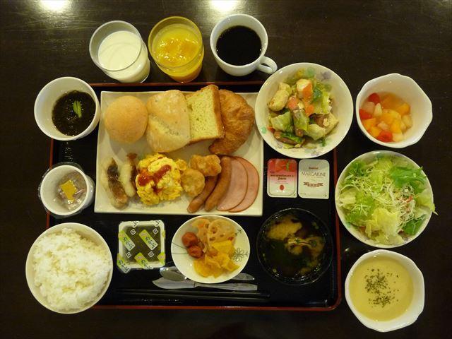 朝食バイキング(7)