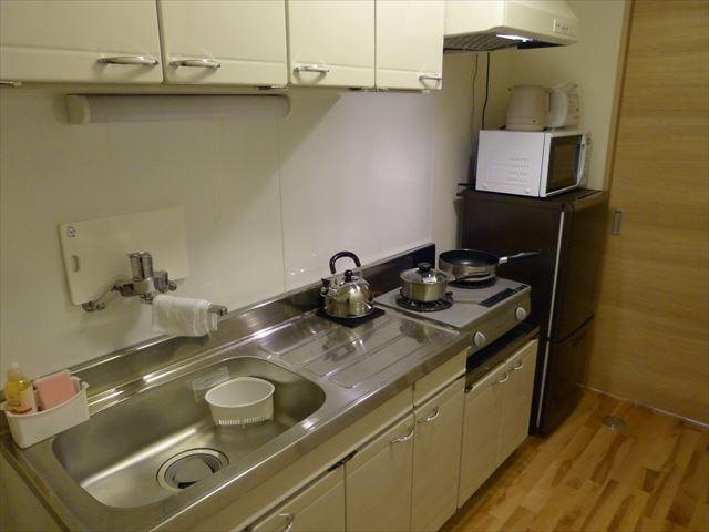 室内1号室キッチン(1)