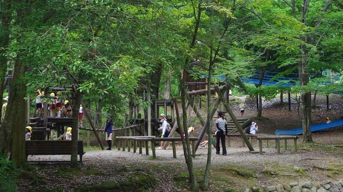 ■コテージ宿泊■木のぬくもりを感じながら…自然と触れ合う・体験する!