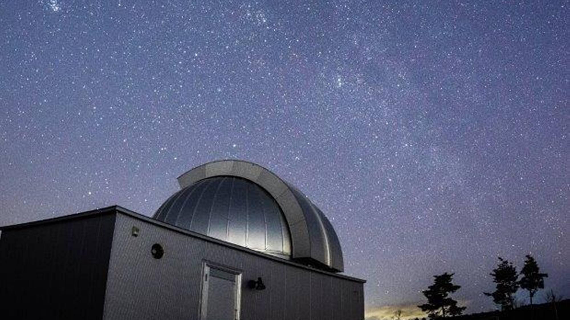 *くらぶちこども天文台/自然に囲まれたくらぶちの森の中で季節ごとの天体を見よう♪
