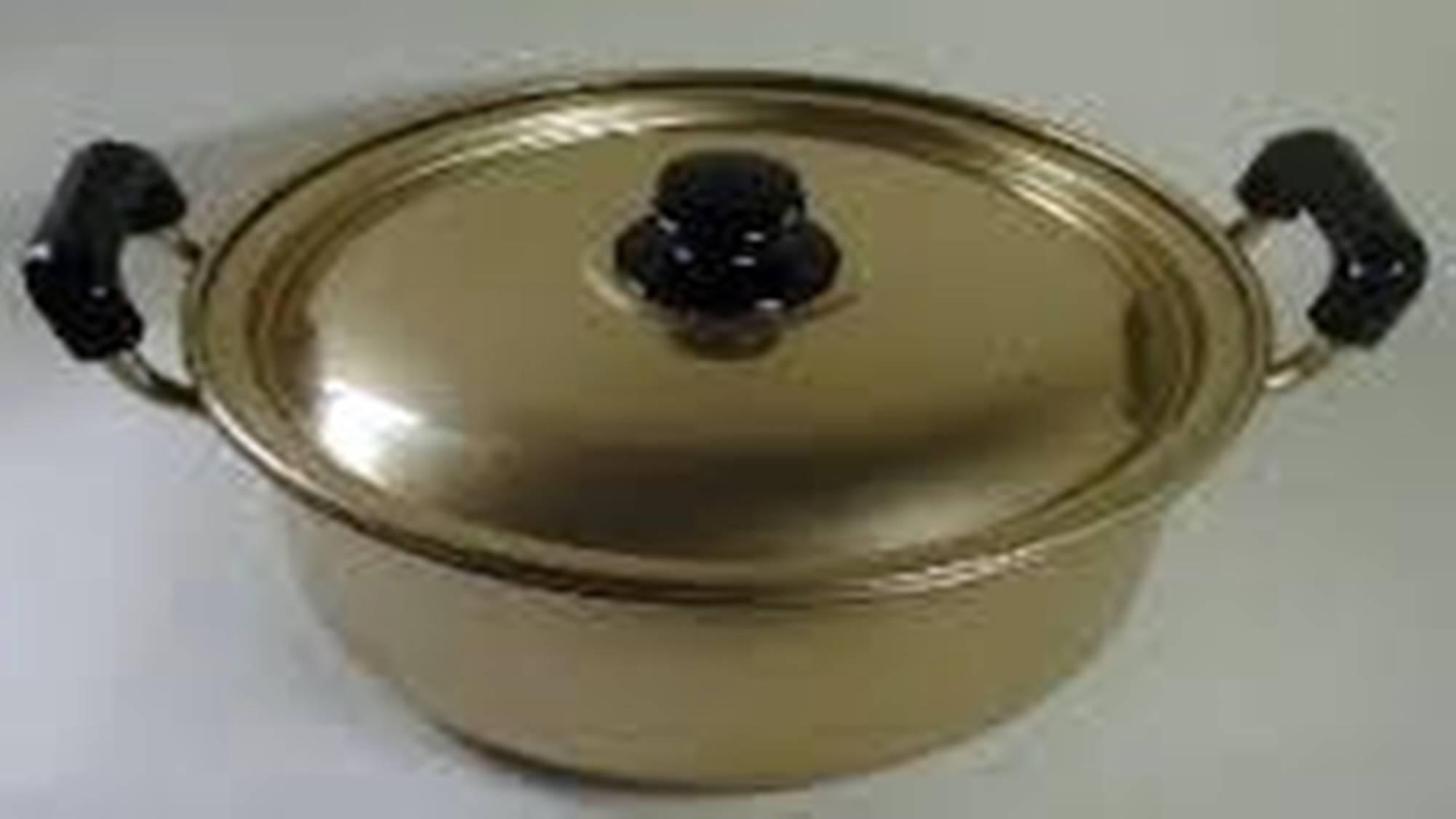 *炊飯器(1升炊き)とやかん