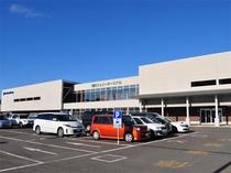 【稚内フェリーターミナル】利尻・礼文やサハリンへと向かうフェリーが就航しています