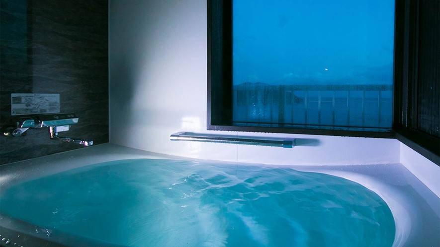 ■絶景独占◇特別室-お風呂-■