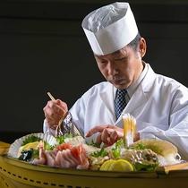 【料理長のこだわり】