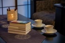 のんびりと読書