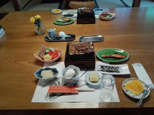 【朝食付】飛騨産コシヒカリと朴葉みそを味わう1泊朝食付きプラン