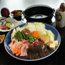 ■美酒鍋(びしょなべ)■