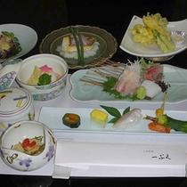 *お食事(一例)