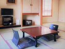 和室2間のお部屋