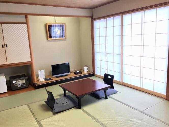 お部屋おまかせタイプの和室