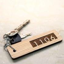 ルームキー&金庫の鍵