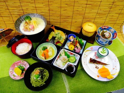 【八雲御膳】旬替わりのご夕食プラン