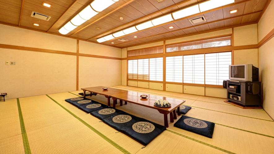 *宴会場/和室と洋室ございます。