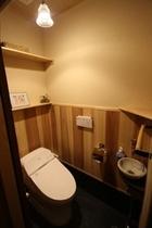 お手洗い 木の香りにつつまれています...Toilet