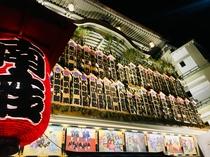 徒歩圏の南座新開場!、日本最古の劇場で歌舞伎や観劇を!