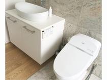 ウォシュレットトイレ付(一例)
