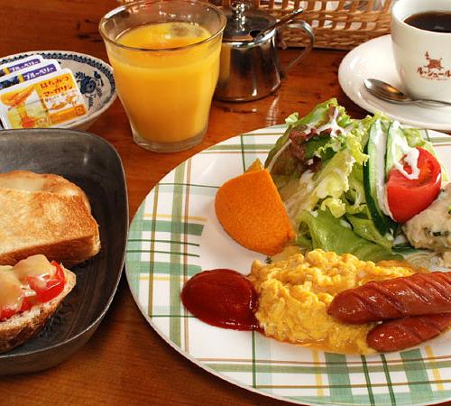 【本館】朝食